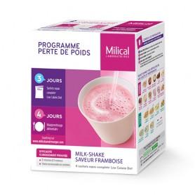 Milk-shake Framboise