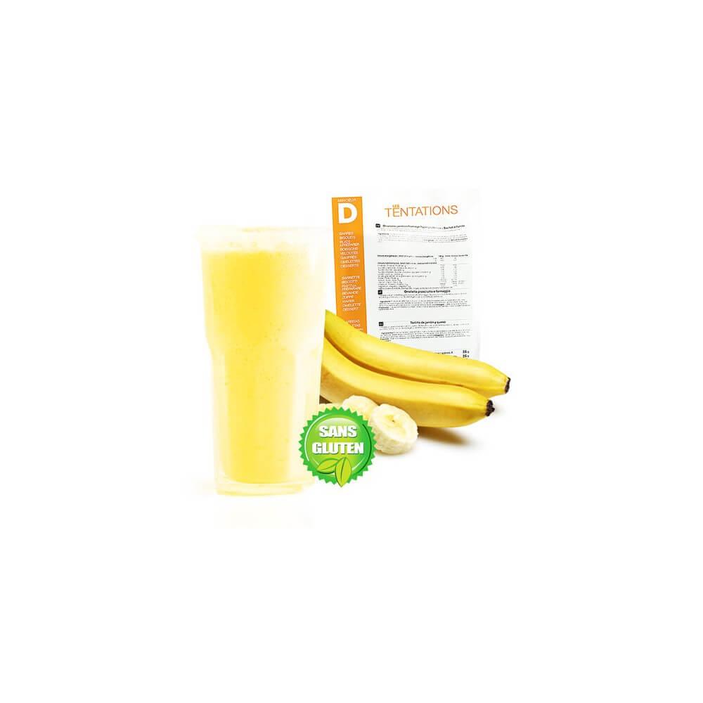 milk shake banane prot ines sans gluten minceurd. Black Bedroom Furniture Sets. Home Design Ideas
