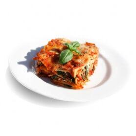 Lasagne végétarienne aux légumes