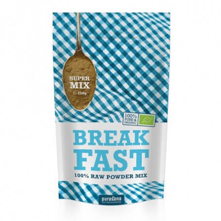 Breakfast Purasana - Mélange Petit Déjeuner