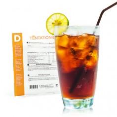 Boisson Cola effervescente