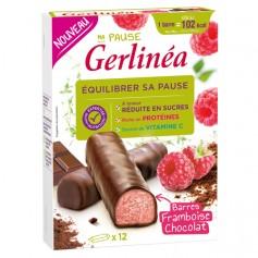 Barres Framboise Chocolat