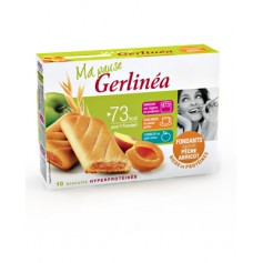 Biscuits protéinés Fondant Abricot-Pêche - Gerlinéa