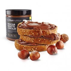 Pâte à tartiner Protéinée Chocolat Noisette Liothyss nutrition