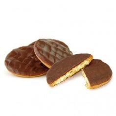Biscuits au chocolat protéinés Liothyss nutrition