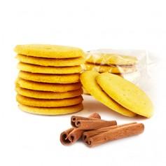 Biscuits protéinés Pomme Cannelle Liothyss nutrition