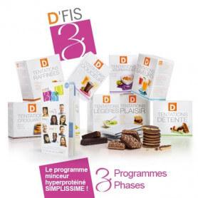 Pack Minceur D'FIS 3