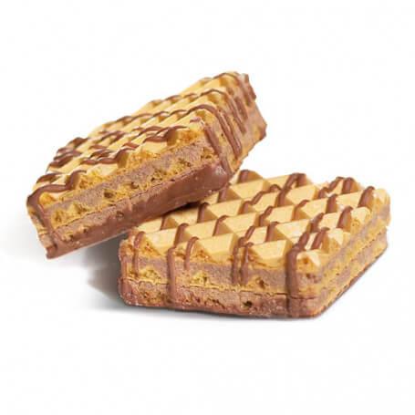 Gaufrettes Chocolat Protéinées