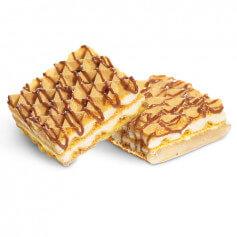 Gaufrettes Protéinées Vanille Dietisnack