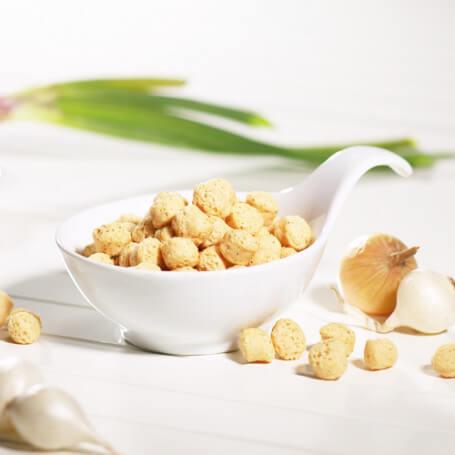 Boules de soja Crème sûre et Oignon