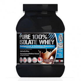 Pure 100% Isolate Whey Chocolat - 750g