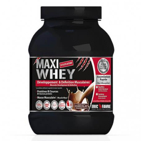 MAXI Whey Chocolat - 750g