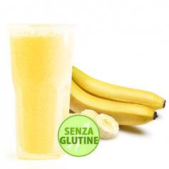 Milk-shake protéiné Banane Sans Gluten - 7 sachets MinceurD