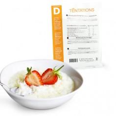 Dessert hyperprotéiné Riz au lait MinceurD