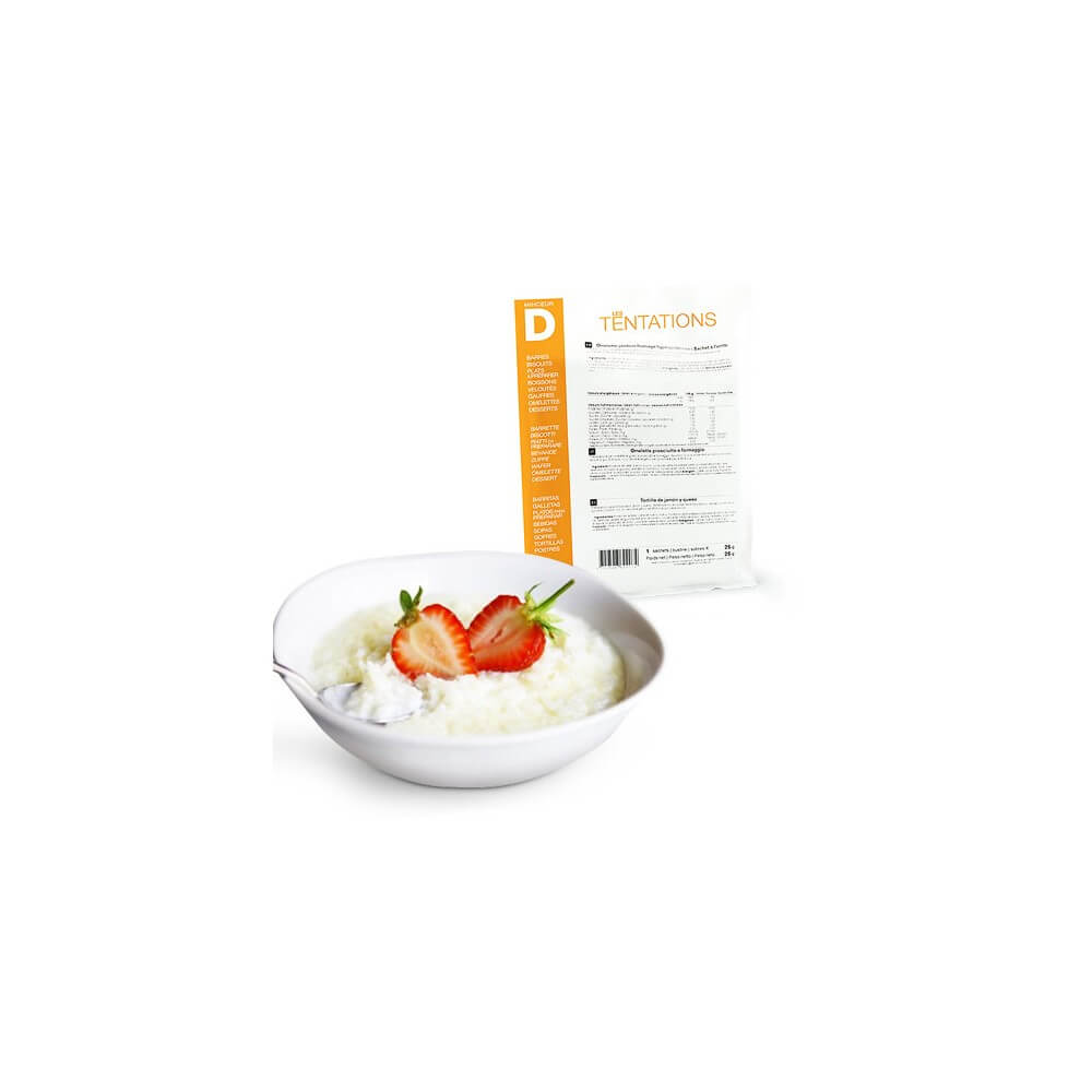 cr 232 me dessert riz au lait hyperprot 233 in 233 e pochette de 7 sachets new minceurd