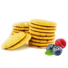 Biscuits Fruits rouges protéinés Liothyss nutrition