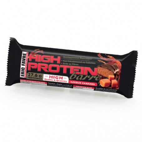 High Protein Barre Saveur Caramel