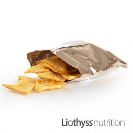 Chips mexicaines saveur Bacon Liothyss