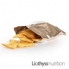 Chips protéinées mexicaines saveur Bacon Liothyss nutrition