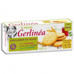 Gerlinéa Pause minceur Biscuits saveur vanille citron boîte de 8