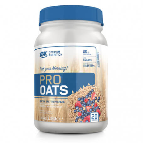 PRO OATS Mixed Berry - Fruits Rouges Optimum Nutrition