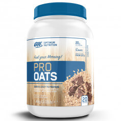 PRO OATS Chocolat - Optimum Nutrition