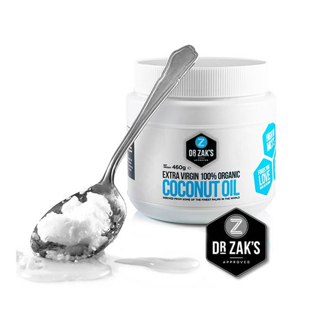 coconut oil extra virgin 100 organic dr zak 39 s. Black Bedroom Furniture Sets. Home Design Ideas