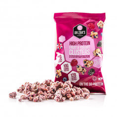High Protein Clusters saveur Fruits Yaourt - Dr Zak's