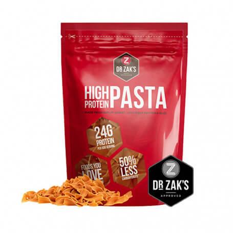 High Protein Pasta Dr Zak's