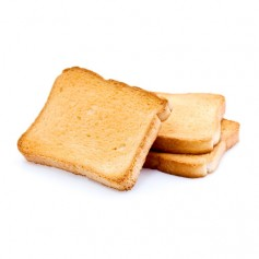 Toast-biscotte nature