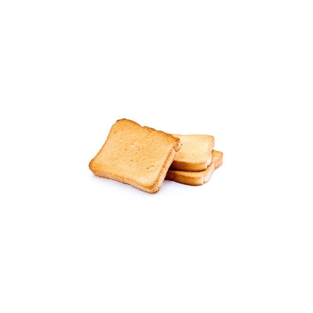 Toast-biscottes hyperprotéinées Boîte de 4 sachets ...