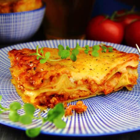 Lasagne Bolognaise - MinceurD