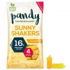 Bonbons protéinés goût Pêche et Citron PANDY Protein