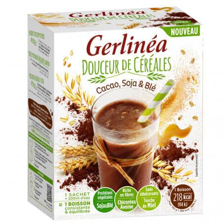 Shake Cacao soja & blé - Gerlinéa