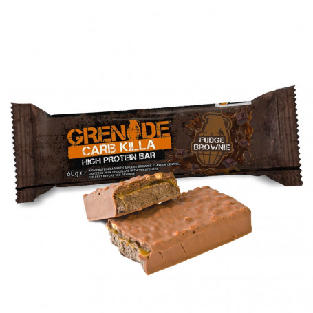 Barre Fudge Brownie - CARB KILLA