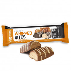 Barre Mousse Caramel Whipped Bites Optimum Nutrition