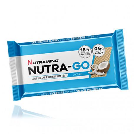Gaufrette protéinée Noix de coco Nutra-go