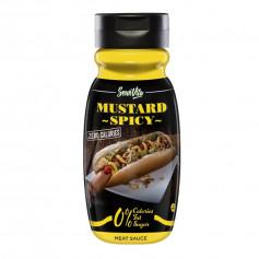 Sauce Moutarde Spicy - ZERO CALORIES Servivita
