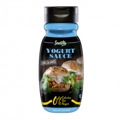 Sauce Yogurt - ZERO CALORIES Servivita