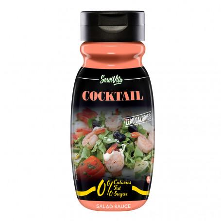 Sauce Cocktail ZERO CALORIES Servivita