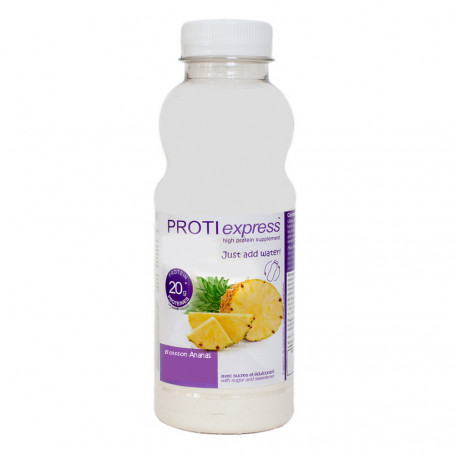 Boisson protéinée Ananas ProtiExpress