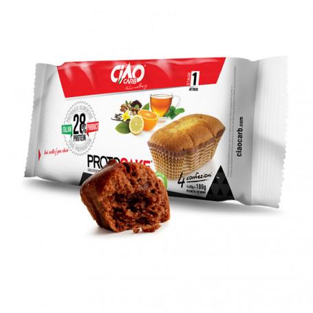 Protocake protéinés CACAO - Ciao Carb