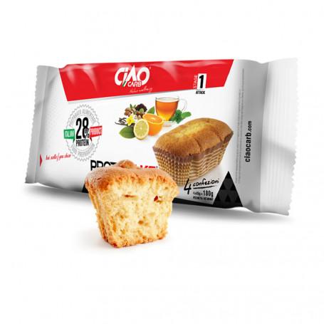Protocake protéinés Vanille / Citron - Ciao Carb