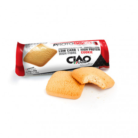 Protobisco ORANGE - Ciao Carb