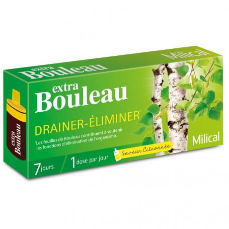 MILICAL Extra Bouleau 7 doses