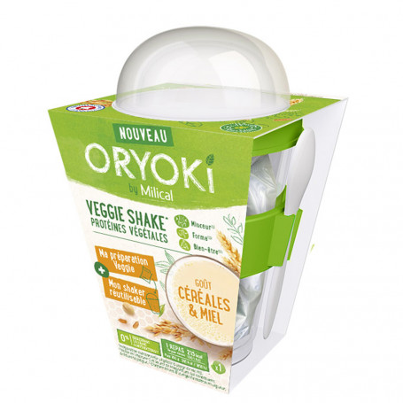 MILICAL ORYOKI veggie Shake 1 portion