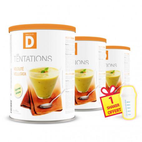 Velouté Légumes en Pot ECO + 1 shaker offert - LOT DE 3