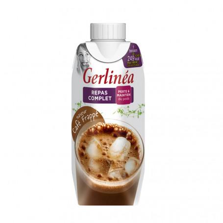 Gerlinéa Repas minceur à Boire CAFE Frappé 1 bouteille