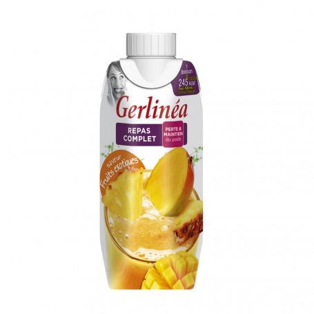 Gerlinéa Repas minceur à Boire Fruits Exotiques 1 bouteille