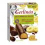 Gerlinéa Barres protéinées Banane chocolat boîte de 12